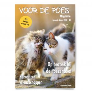 Kattentijdschrift Voor de poes - Stenen urnen voor huisdieren